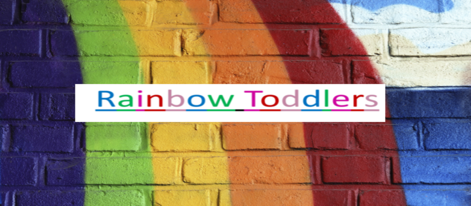 rainbow toddlers